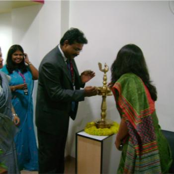 OFFICE INAUGRATION.